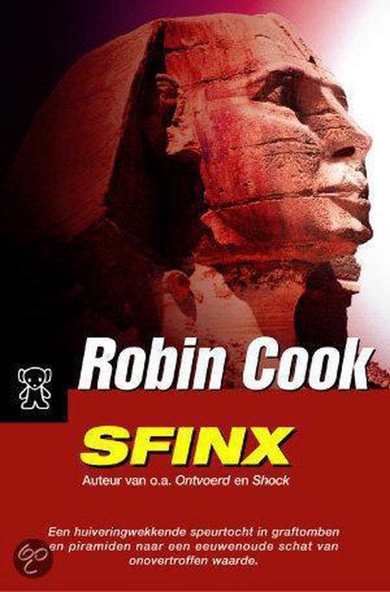 Sfinx - Robin Cook |