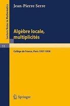 Algebre Locale Multiplicites
