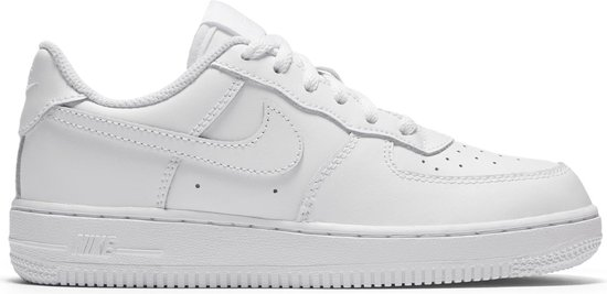 Nike Air Force 1 (PS) Sneakers Kinderen - White/White-White