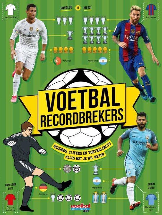 Voetbal Recordbrekers - Kevin Pettman
