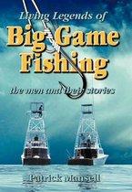 Omslag Living Legends of Big Game Fishing