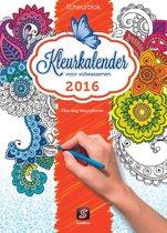 Kleurkalender 2016