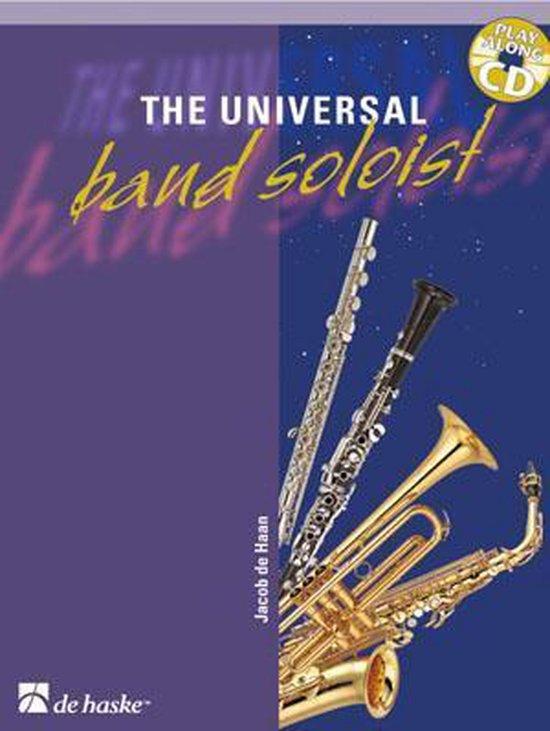 Universal Band Soloist - J. de Haan | Fthsonline.com