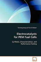 Electrocatalysts for Pem Fuel Cells
