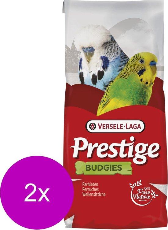 Versele-Laga Prestige Parkietenzaad Gourmet - Vogelvoer - 2 x 20 kg