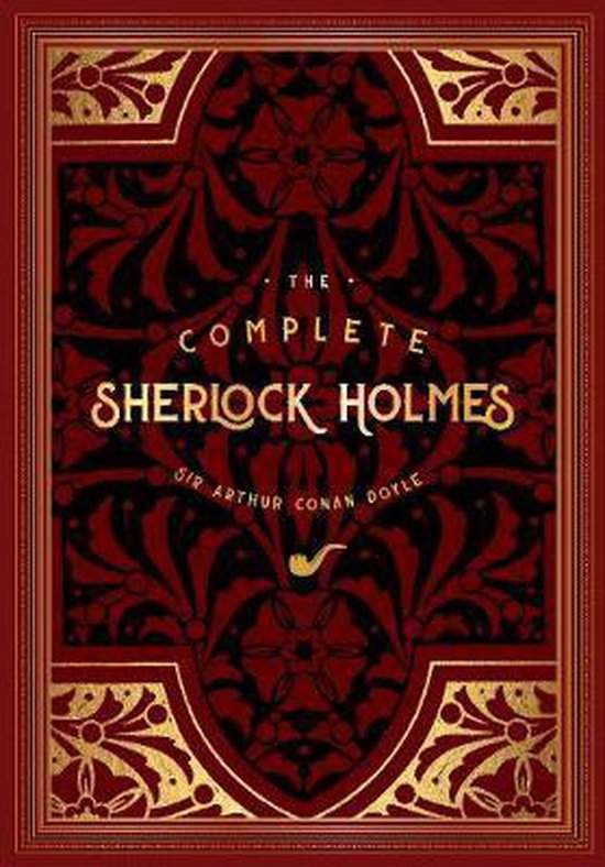 Boek cover The Complete Sherlock Holmes van Arthur Conan Doyle (Hardcover)
