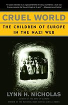 Boek cover Cruel World van Lynn H. Nicholas (Onbekend)