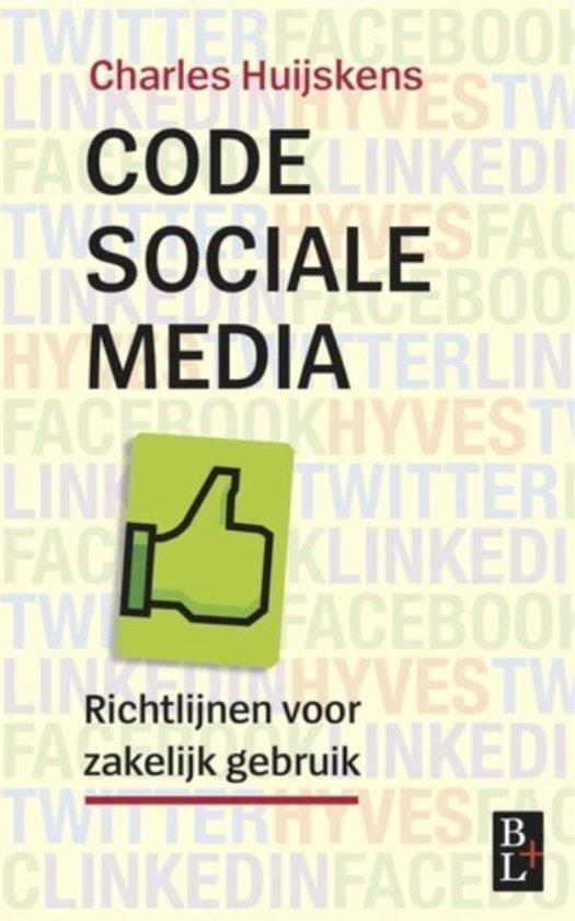 Code sociale media - Charles Huijskens  