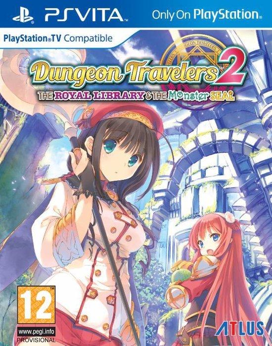 Dungeon Travelers 2 - PS Vita