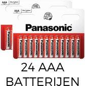 Panasonic AAA Batterijen – 24 Stuks – Mini Penlite
