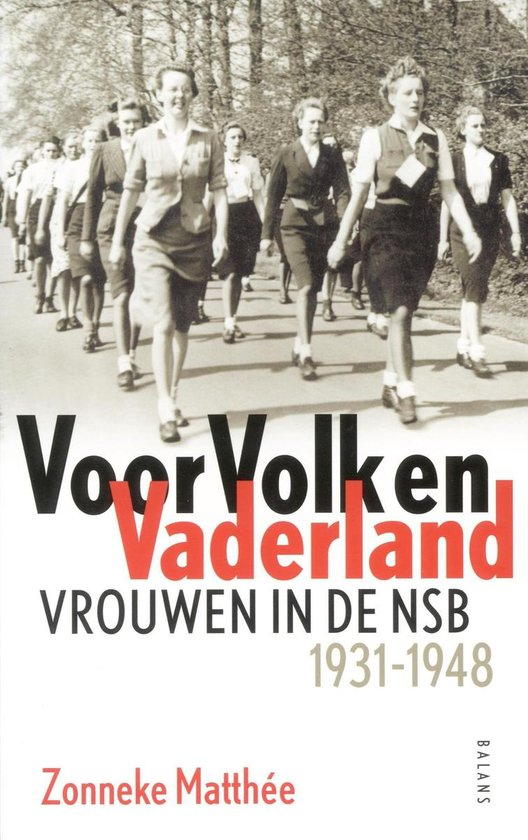 Voor Volk en Vaderland - Zonneke Matthee |