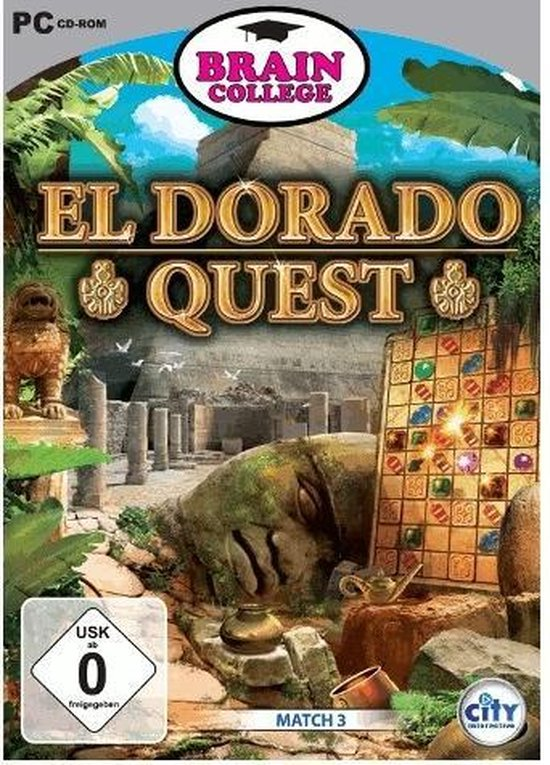 Brain College: El Dorado Quest - Windows