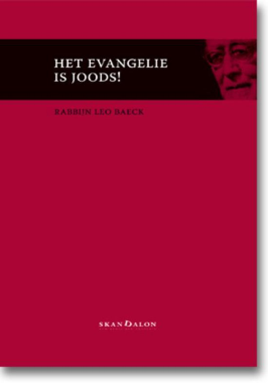Het evangelie is joods! - Leo Baeck   Fthsonline.com