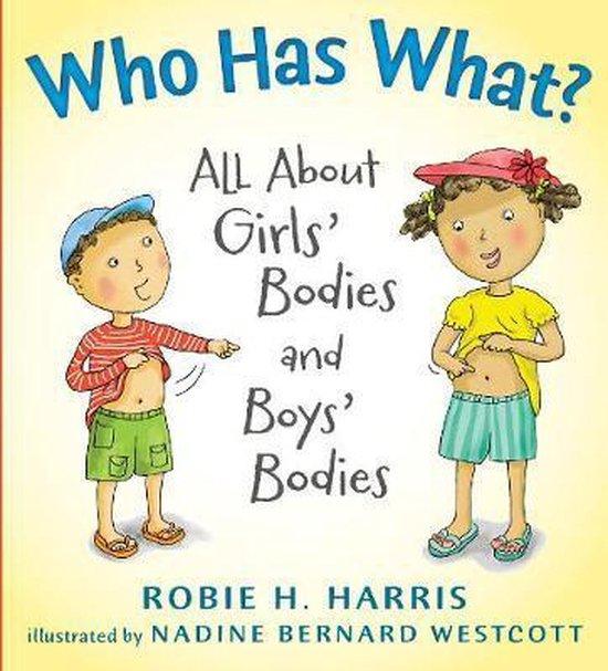 Boek cover Who Has What? van Robie H Harris (Hardcover)