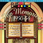 Billboard Pop Memories 1950-54
