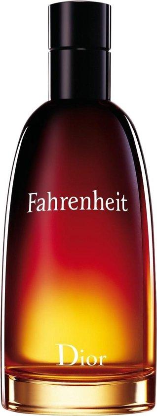 Dior Fahrenheit 100 ml - Eau de Toilette - Herenparfum