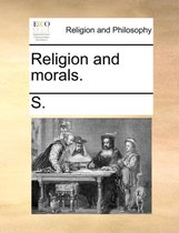 Religion and Morals.