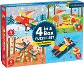 Mudpuppy 4 in a Box -4 seizoenen Four Seasons