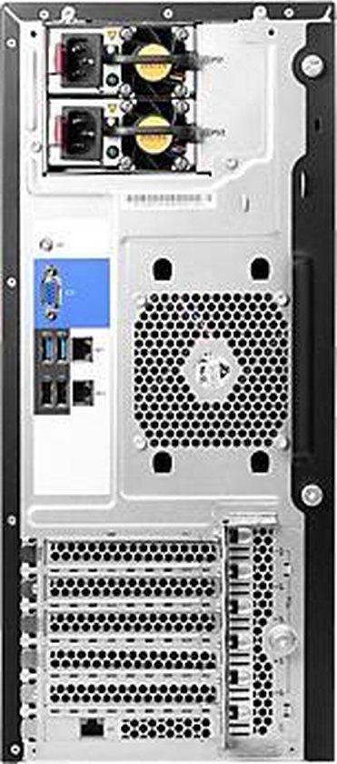 ProLiant ML110 Gen9 E5-1620v3 4GB-R B140i 4LFF 1x1TB 550W PS Server/TV
