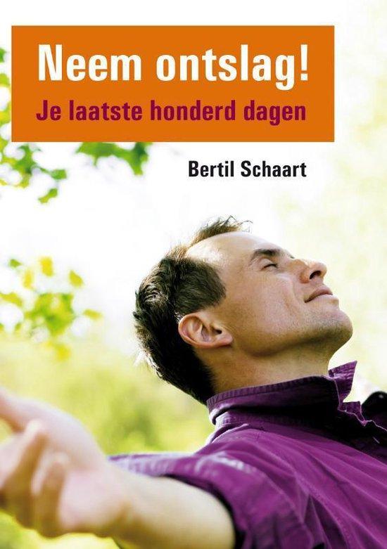 Cover van het boek 'Neem ontslag!'