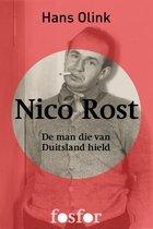 Boek cover Nico Rost van Hans Olink