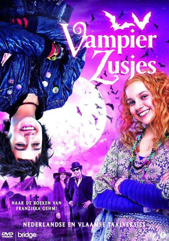 Cover van de film 'Vampierzusjes'