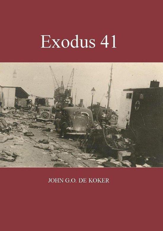 Exodus 41 - John G.O. de Koker  