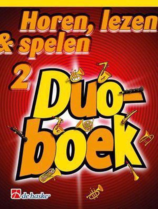 Duoboek 2 voor Trombone F-sleutel - M. Oldenkamp  