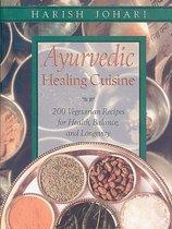Omslag Ayurvedic Healing Cuisine
