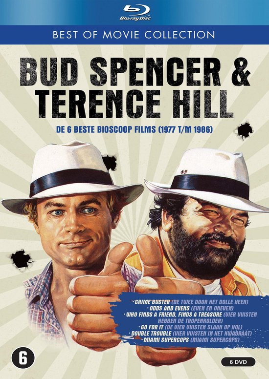 Bud Spencer Terence Hill Blu Ray