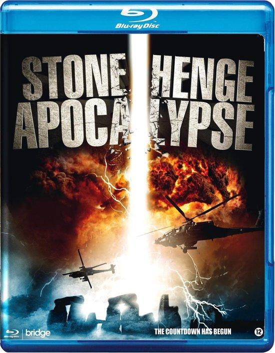 Cover van de film 'Stonehenge Apocolypse'
