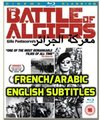 The Battle of Algiers [Blu-ray] (English subtitled)