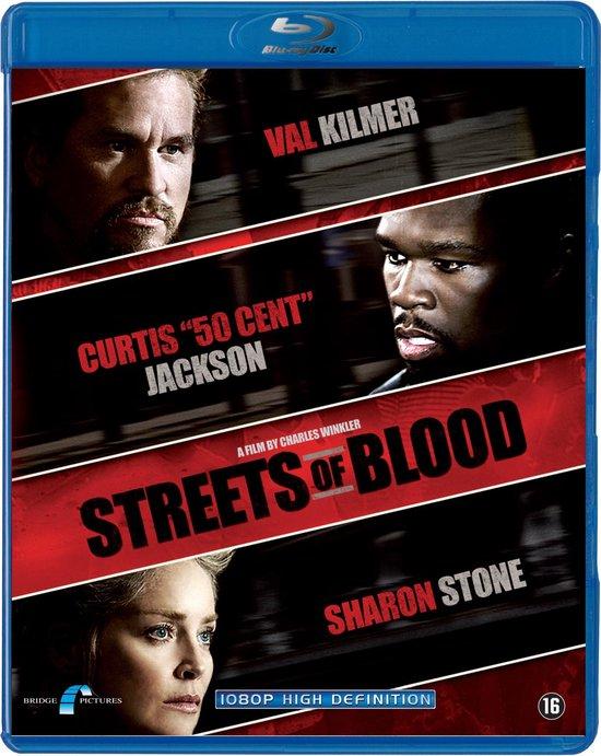 Cover van de film 'Streets Of Blood'