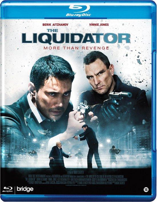 Cover van de film 'The Liquidator'