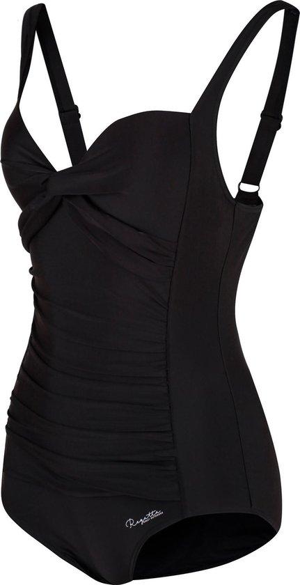 Regatta Sakari Costume Zwempak - Vrouwen - Zwart