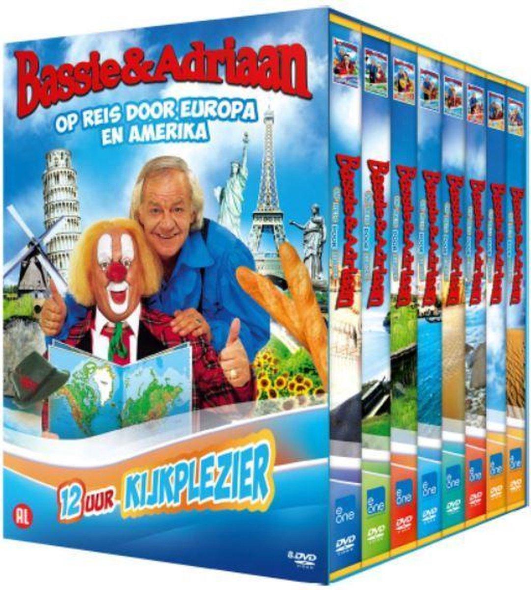 Bassie & Adriaan Op Reis -