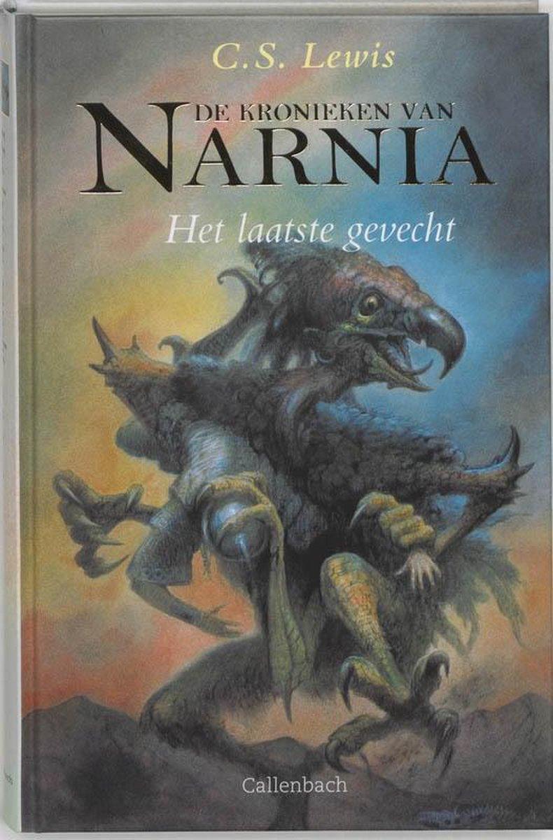 De kronieken van Narnia 7 - Het laatste gevecht