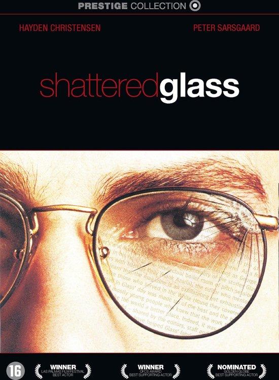 Cover van de film 'Shattered Glass'
