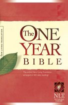 NLT One Year Bible, The