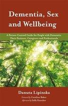 Boekomslag van 'Dementia, Sex and Wellbeing'