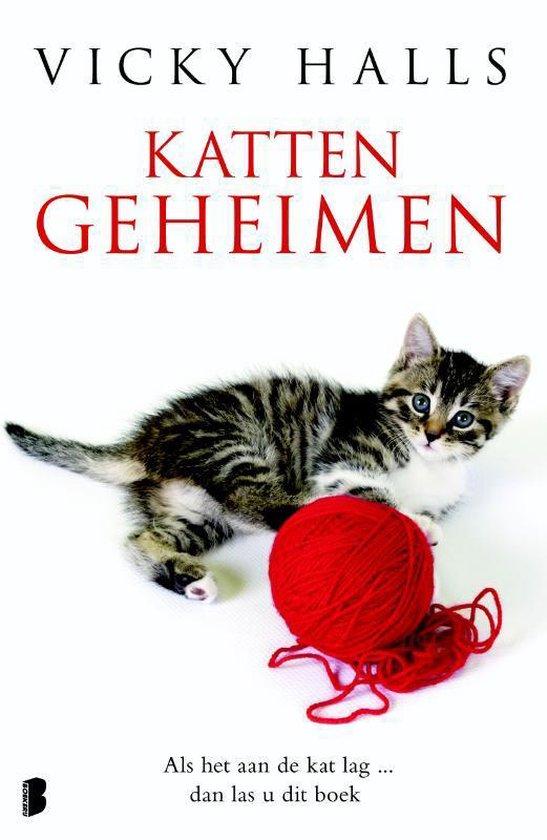Kattengeheimen / Druk Heruitgave - Vicky Halls pdf epub