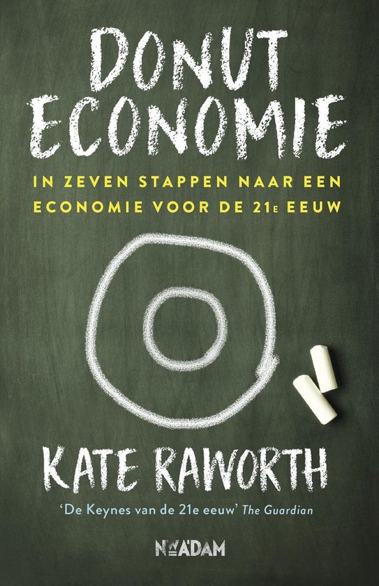 Donuteconomie - Kate Raworth |