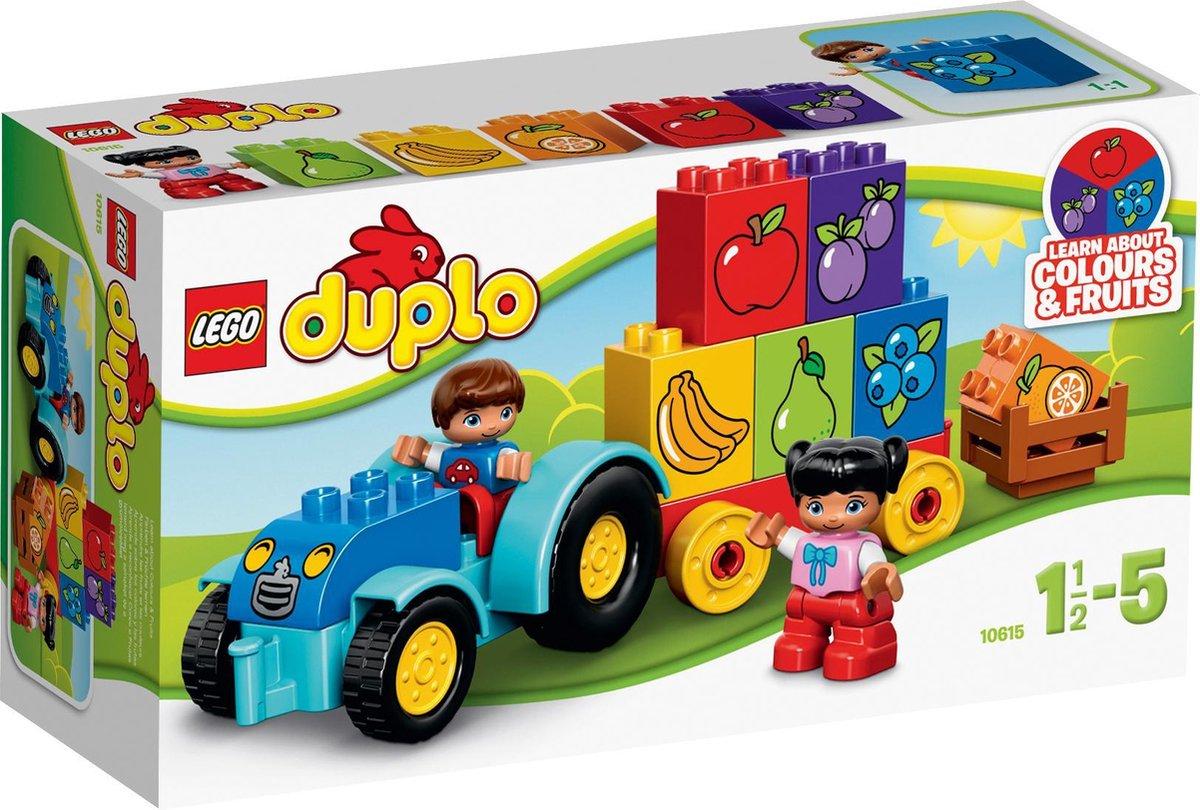 LEGO Duplo: tractor (10615)