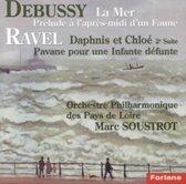 La Mer/Daphnis Et Chloe