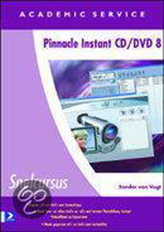 Snelcursus Pinnacle Instant Cd/Dvd 8 - Sander van Vugt  
