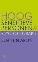 Hoog sensitieve personen en pyschotherapie