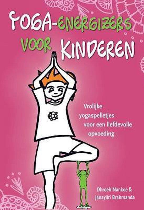 Yoga-energizers voor kinderen - Dhroeh Nankoe | Readingchampions.org.uk