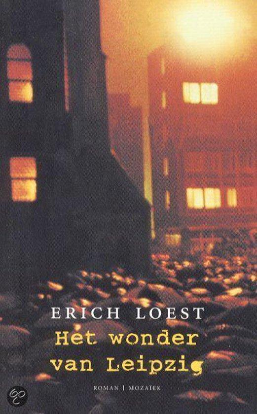 Cover van het boek 'Het wonder van Leipzig'