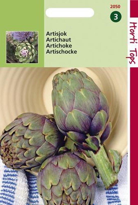 Hortitops Zaden - Artisjok Violet De Provence