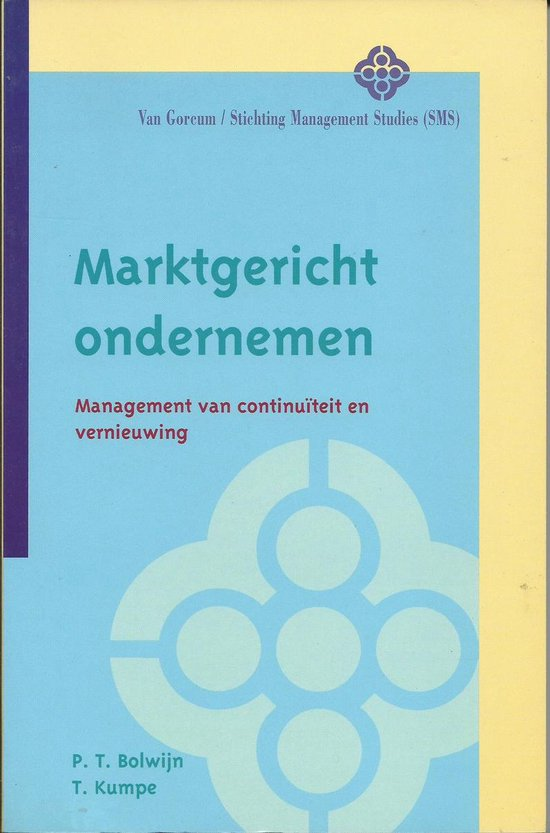 Marktgericht Ondernemen - P.T. Bolwijn | Fthsonline.com